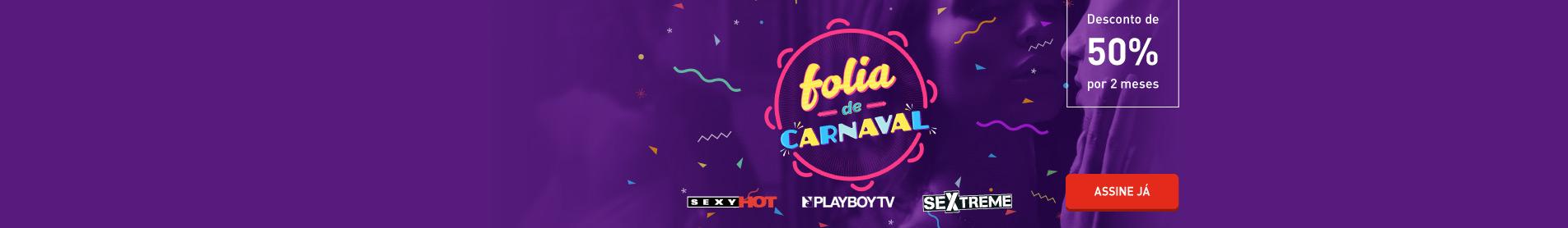 Neste carnaval aproveite o clima e assine os canais adultos.